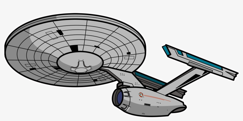 Kissclipart Machine Clipart Starship Enterprise Uss.