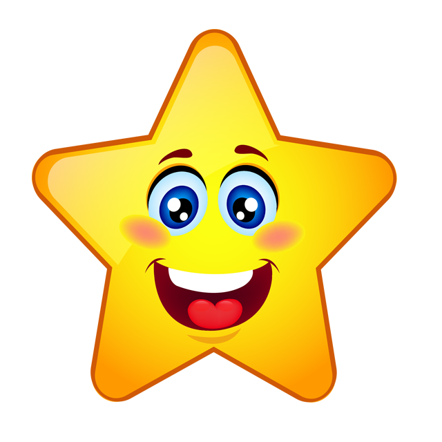 Clipart star smiley face, Picture #682117 clipart star.