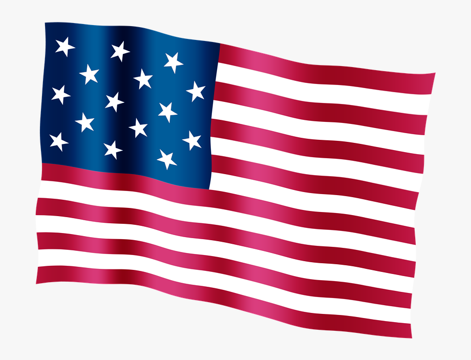 American Banner Png.