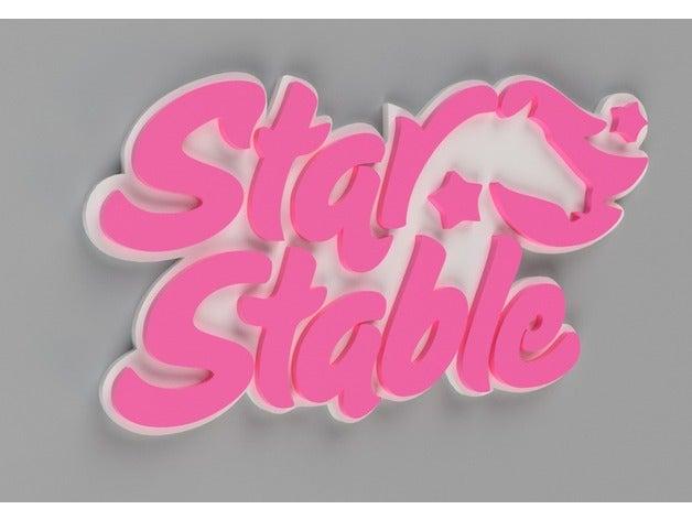 Logo Star Stable by Orken.