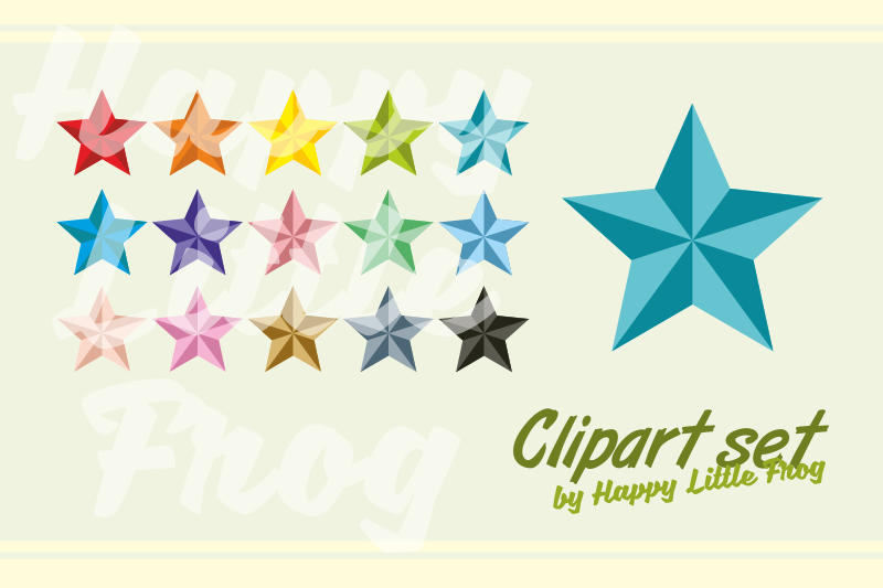 Star clipart, night sky clipart, cosmos clipart, teaching preschool  cliparts, stars print, stars printable, stars stickers,.
