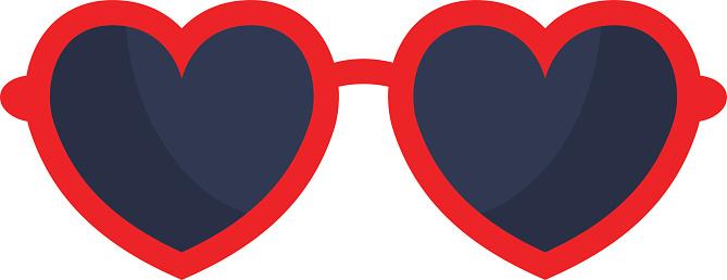 2510 Sunglasses free clipart.