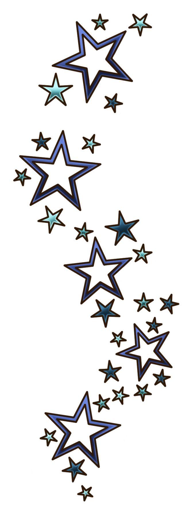 Download Free Star Tattoo Design 3 Ideas Men Women Tattoos.