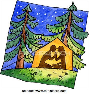 Under The Stars Clipart.