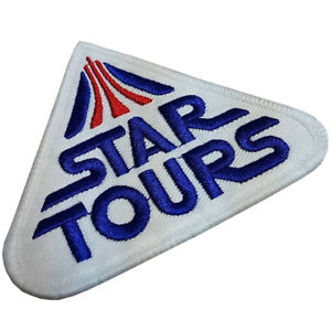 Details about Disney Star Wars Star Tours Patch Disneyland Tomorrowland  Vintage Reproduction.
