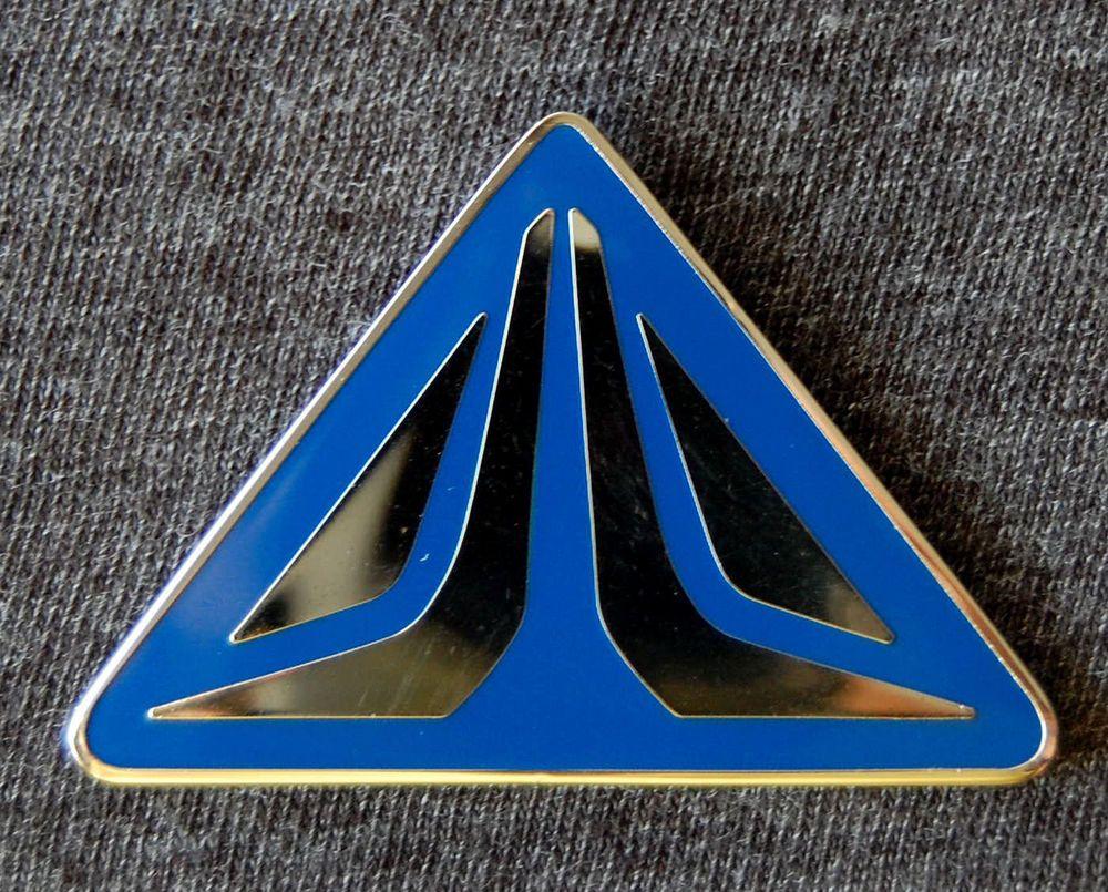 ILM Star Tours crew pin.