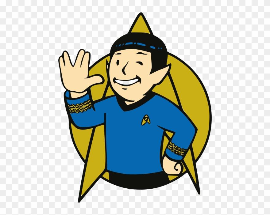 Star Trek Spock Fallout, Star Trek Spock Fallout.
