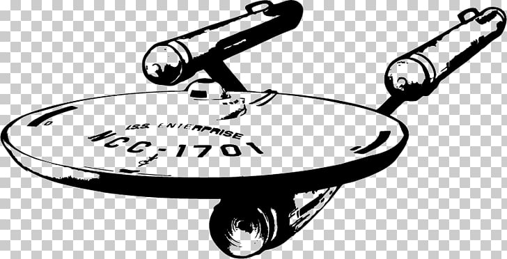 Wall decal Starship Enterprise Sticker Star Trek, others PNG.