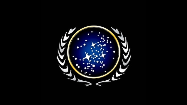 Steam Workshop :: Star Trek (Federation Of Planet Logo) Rotate.