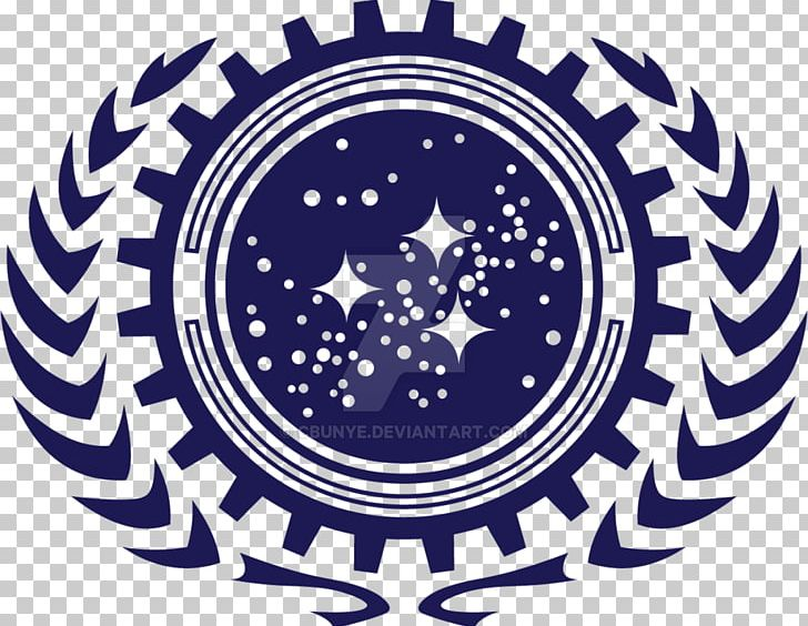 United Federation Of Planets Star Trek Starfleet Logo PNG.