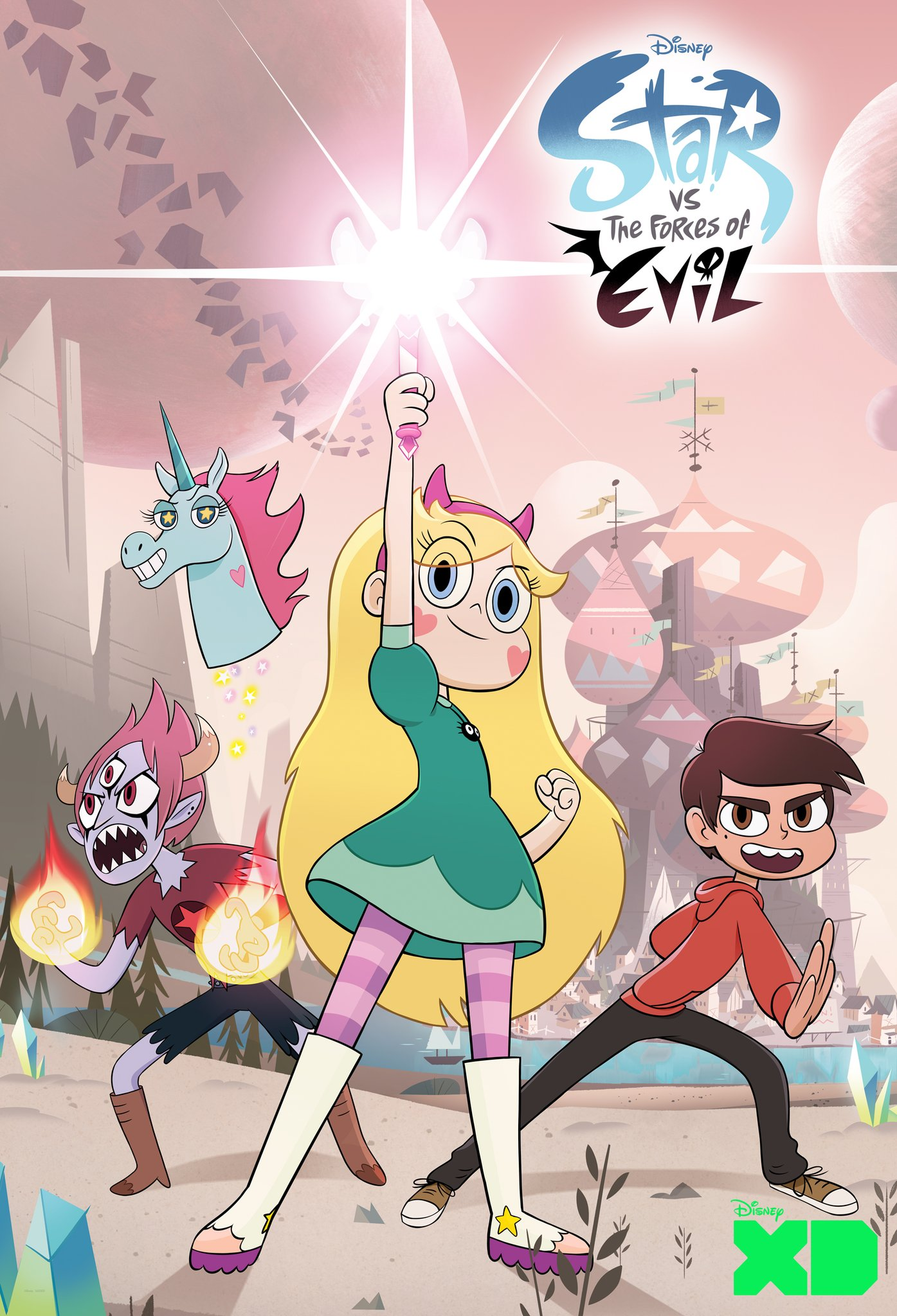 Star vs. the Forces of Evil (TV Series 2015.