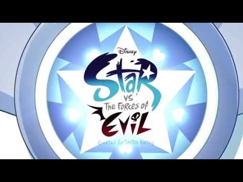 Star vs the Forces of Evil.