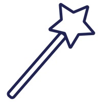 Magic Wand Pictures.