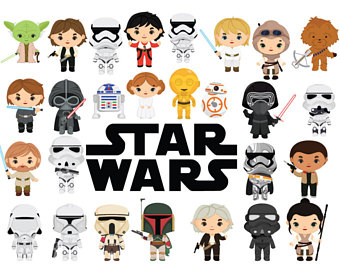Star wars clipart 1 » Clipart Station.
