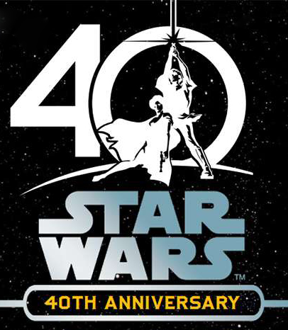 STAR WARS 40th Anniversary Black Series 6\