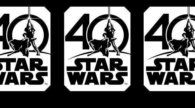 Star Wars 40th Anniversary Poster HD Hi.