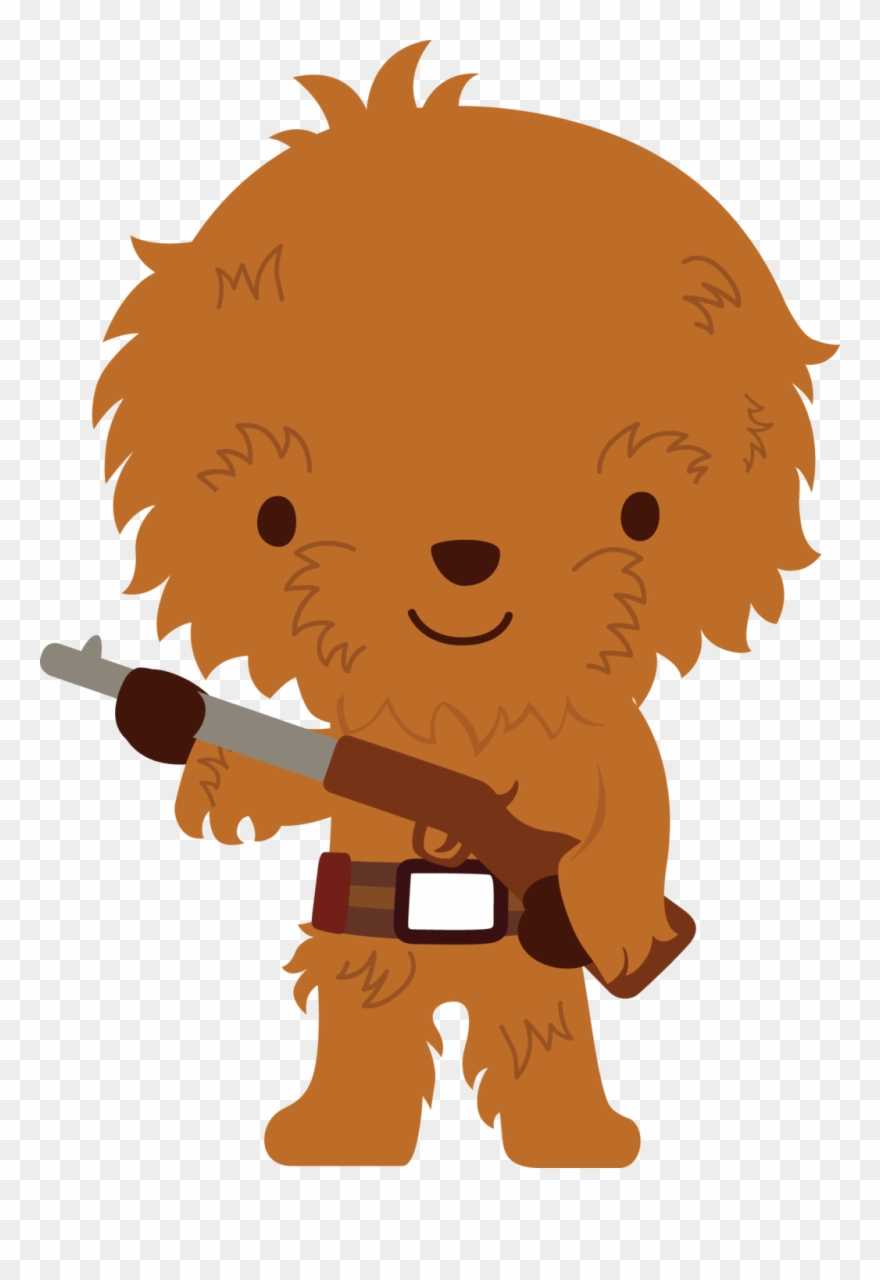 Banner Freeuse Download Chewbacca Clipart.