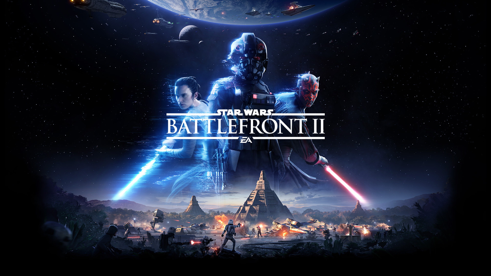 Star Wars Battlefront II.