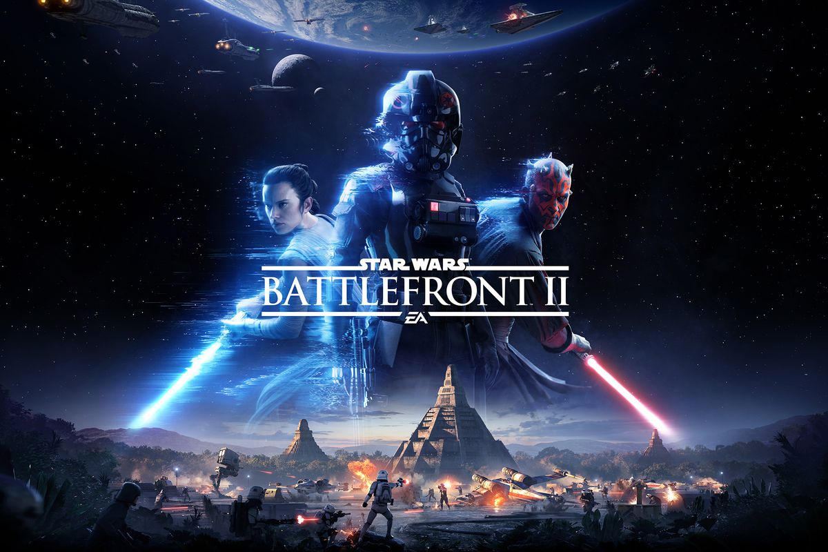 Star Wars: Battlefront II makes the Imperials the good guys.