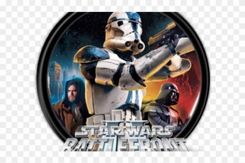 Star Wars Battlefront 2 Desktop Icon, HD Png Download.