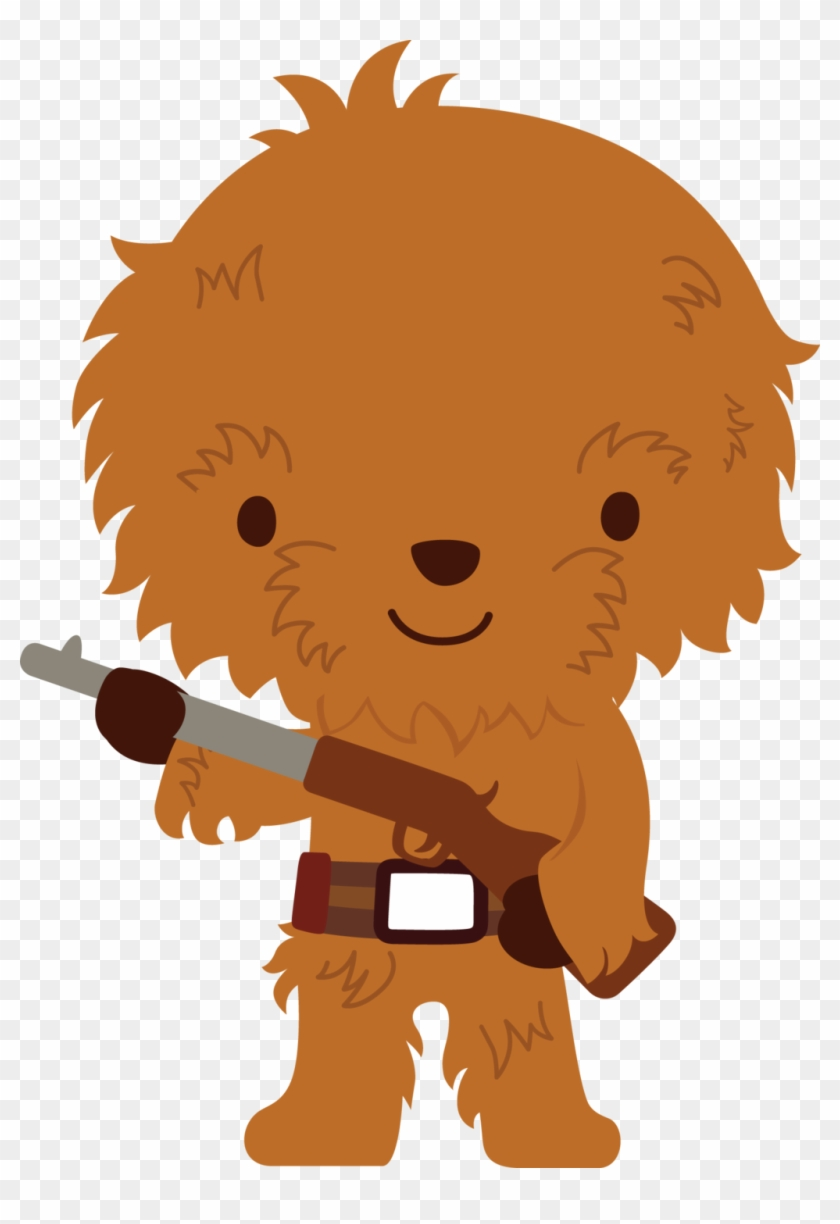 Star Wars Characters Clipart, HD Png Download.