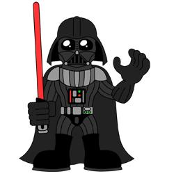 Star Wars Cartoon Drawing.