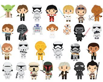 Star wars clipart characters » Clipart Portal.