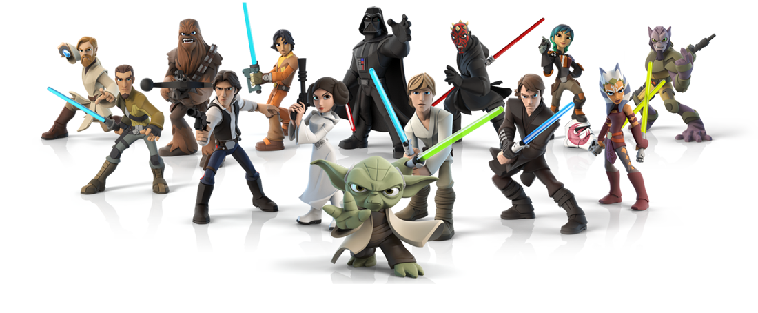 Star Wars Characters PNG Photos.