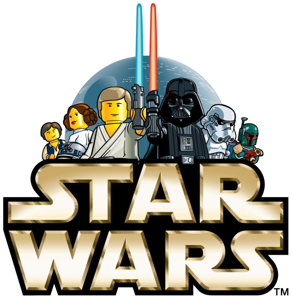 Lego star wars clip art.