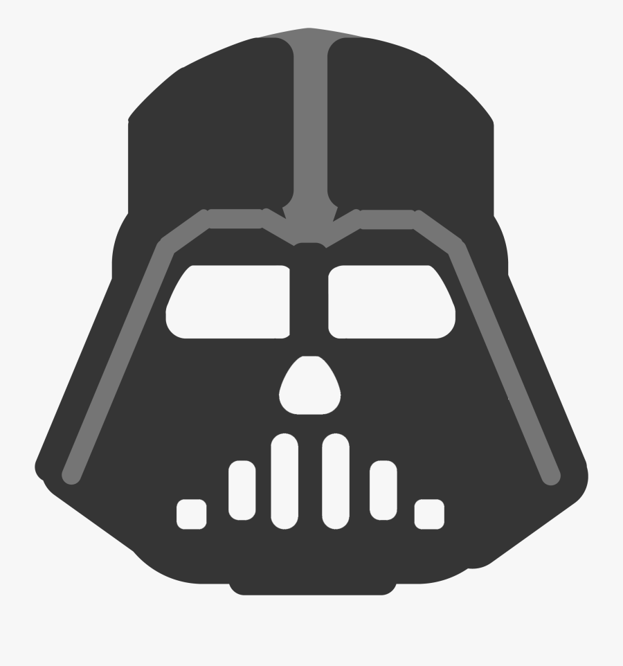 Star Wars Darth Vader Icon Clipart , Png Download.