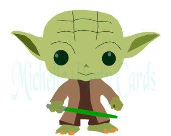 Yoda Star Wars Clipart.