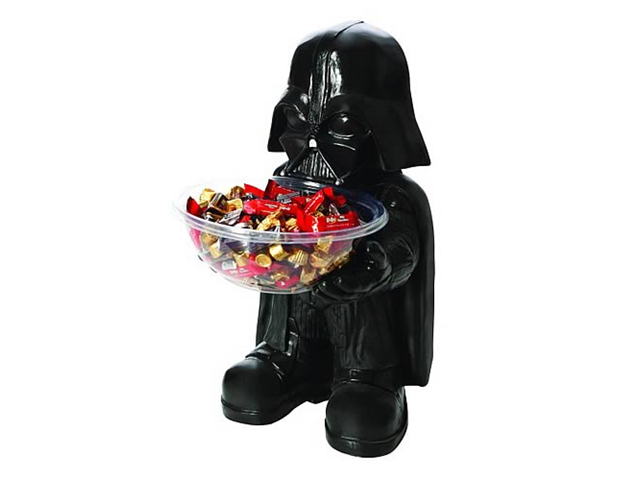 Star Wars Darth Vader Candy Bowl Party Decoration.