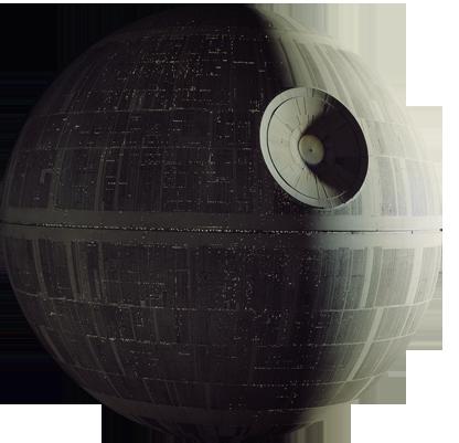 Starwars Png Death Star Star Wars.