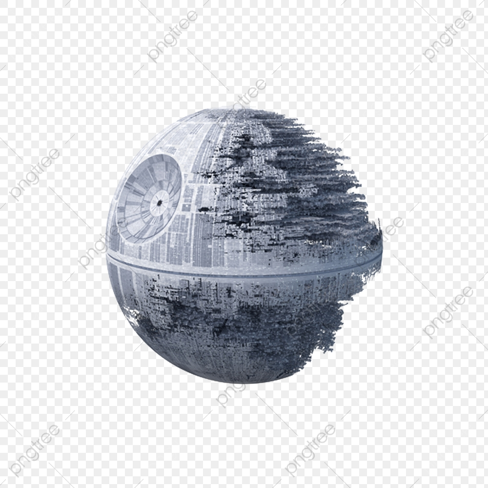 Death Star, Star Clipart, Death, Planet PNG Transparent.