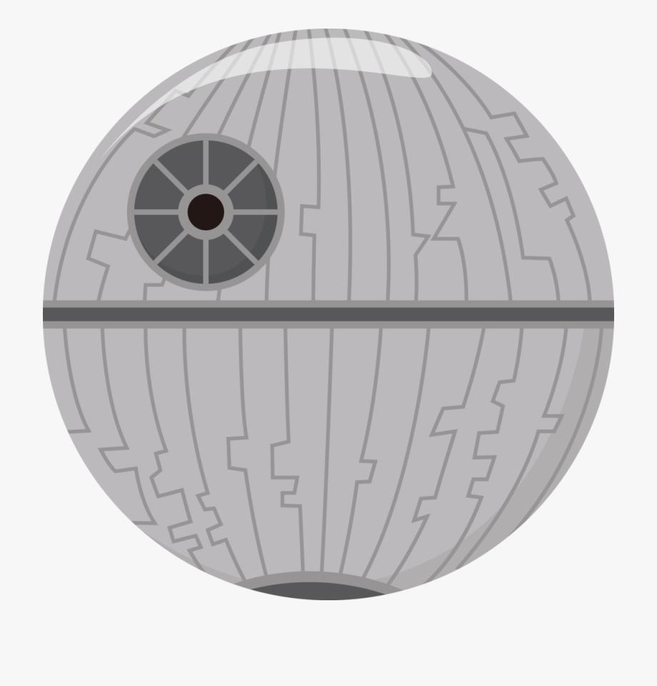 Star Wars Death Star Clipart.