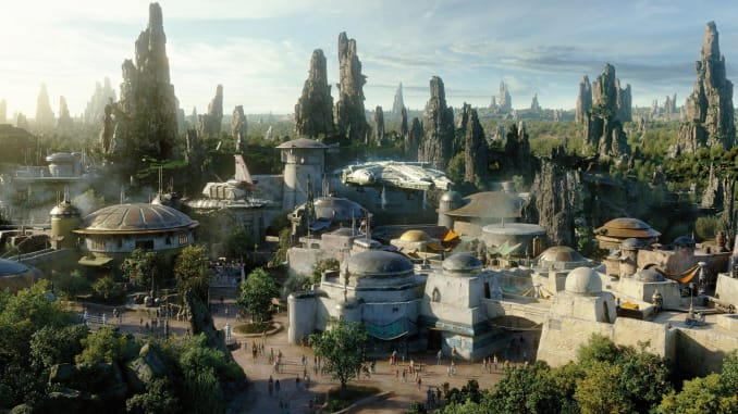 Pictures: Inside Disney Parks\' billion.