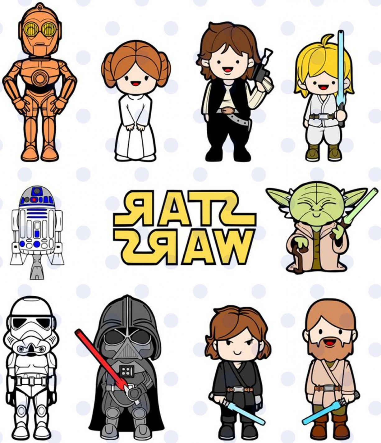 Star Wars Svg Star Wars Clip Art.