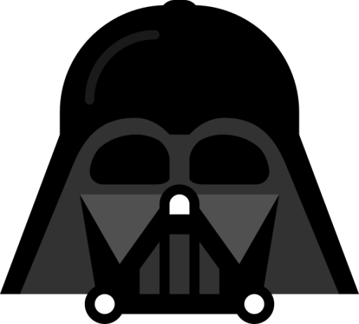 Darth, vader, star wars Icon Free of Star Wars.
