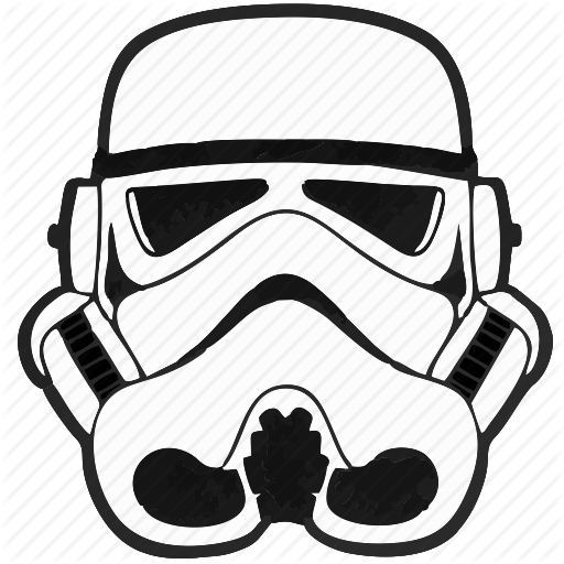 Star Wars Logo Icon #318654.