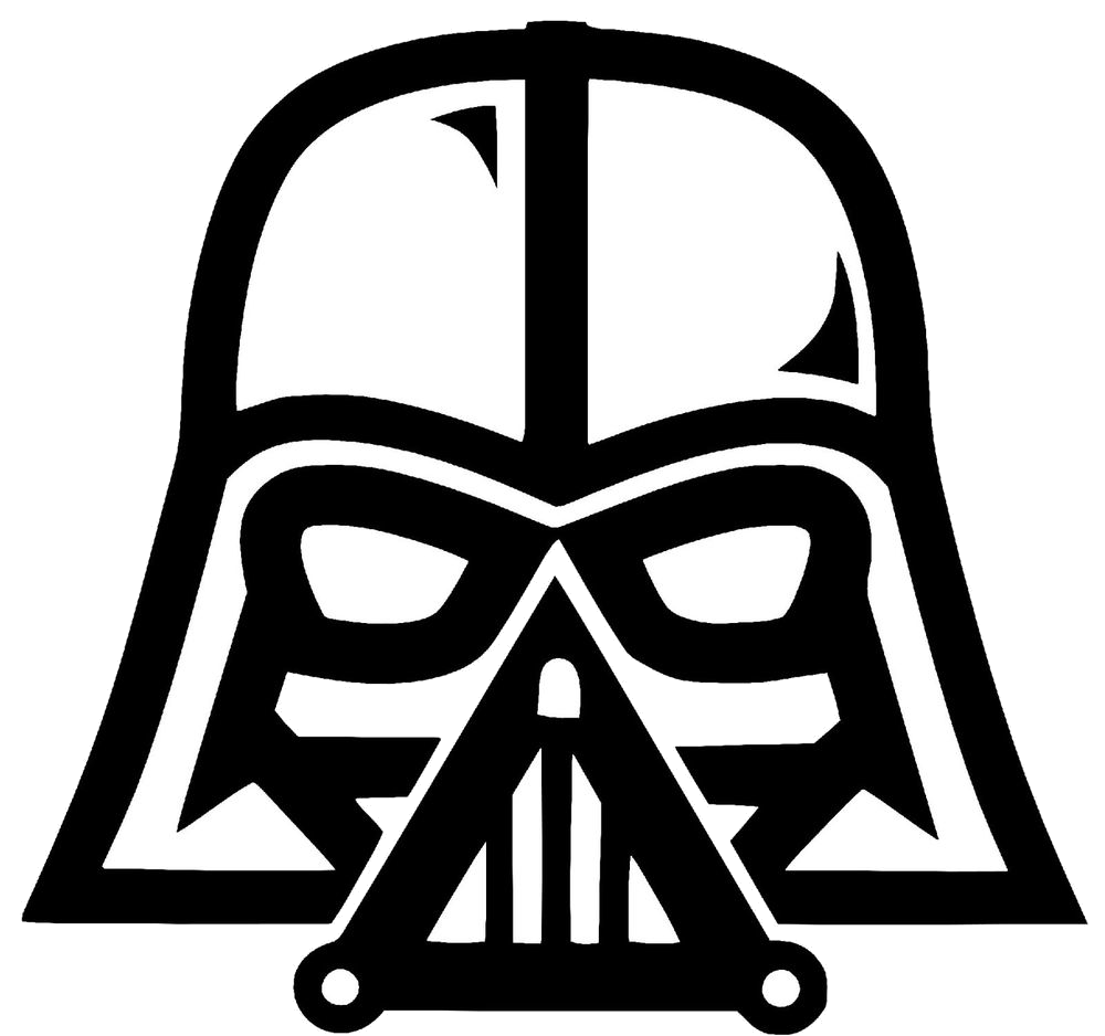 Download High Quality star wars clipart darth vader.