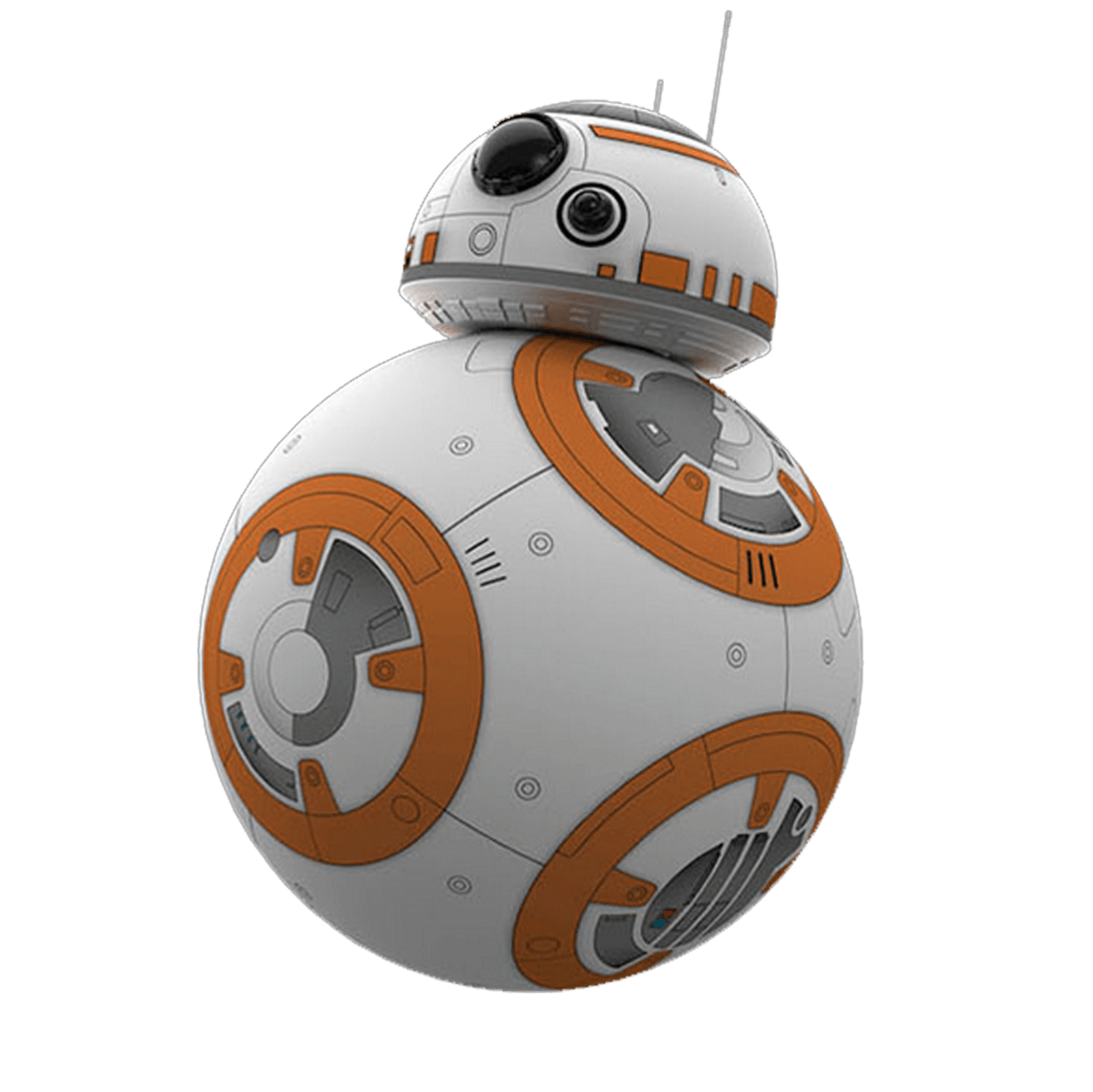 Bb8 Star Wars transparent PNG.