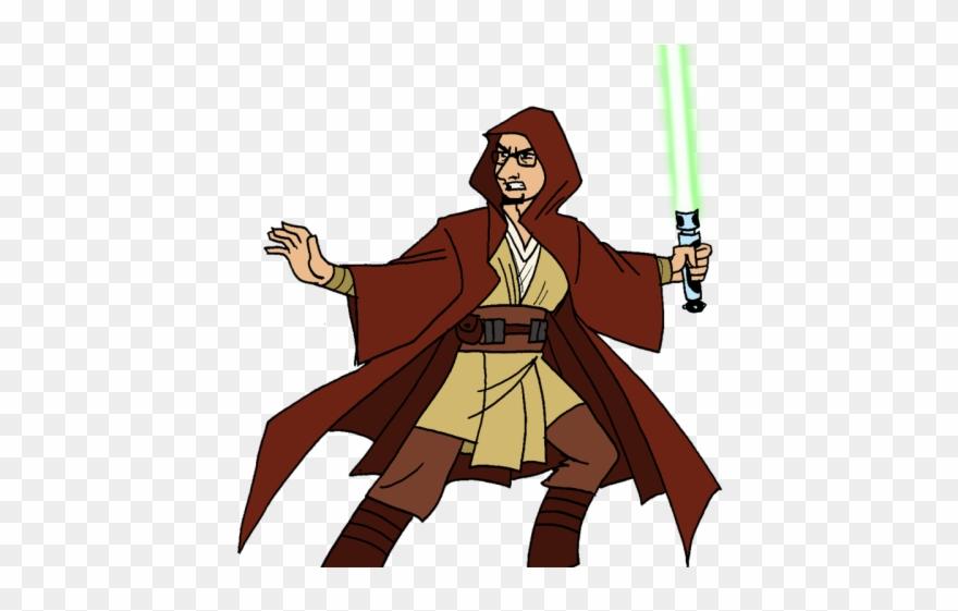 Star Wars Clipart Jedi Knight.