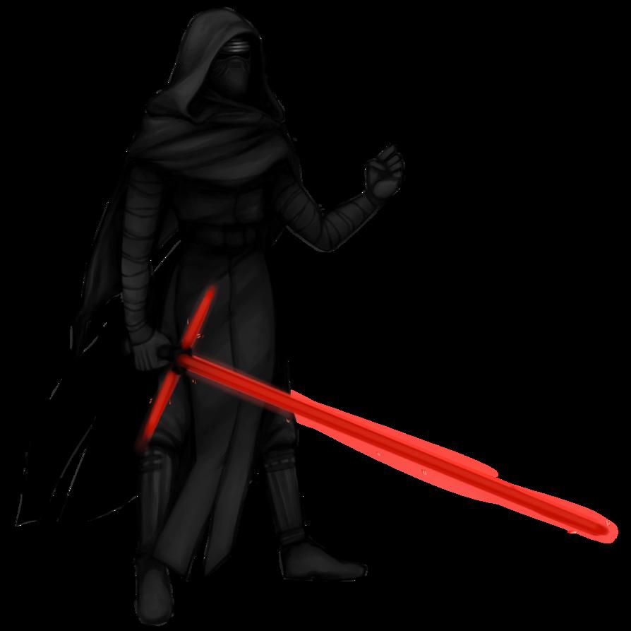 Kylo Ren Rey Character Clip art.