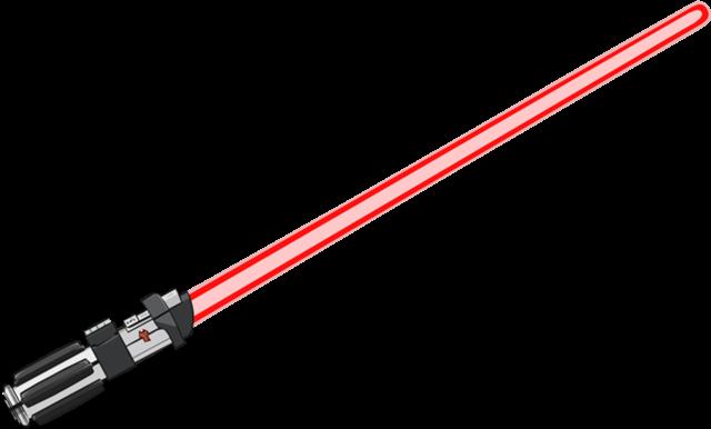 Espada Laser Star Wars Png Vector, Clipart, PSD.