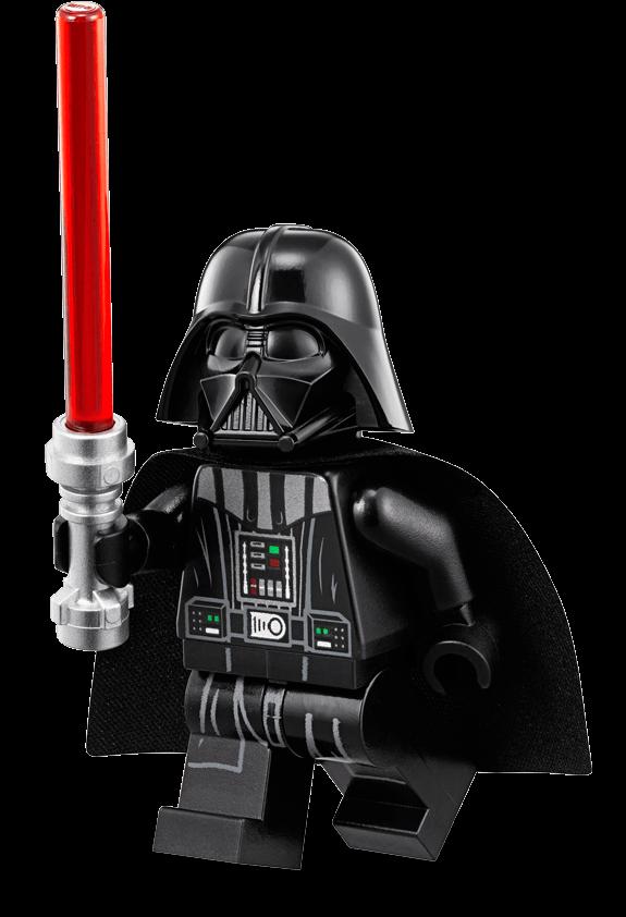 Lego Star Wars Png Lego Darth Vader Figure.