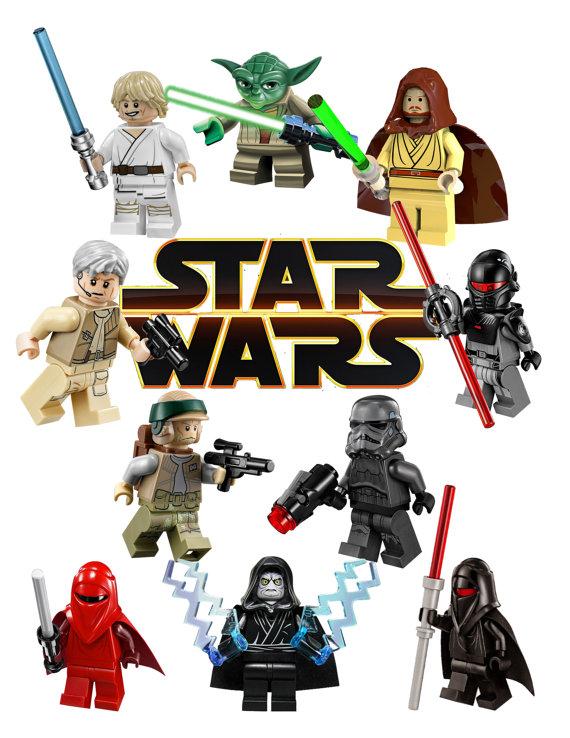 7742 Star Wars free clipart.