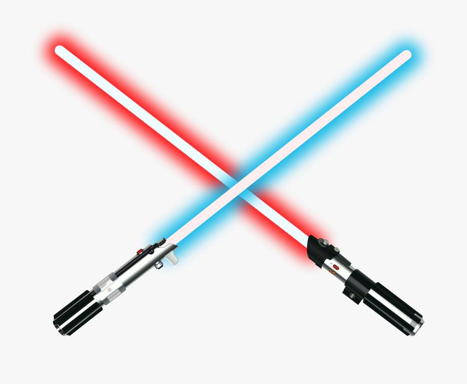 Star Wars Lightsaber Clipart , Transparent Cartoon, Free.