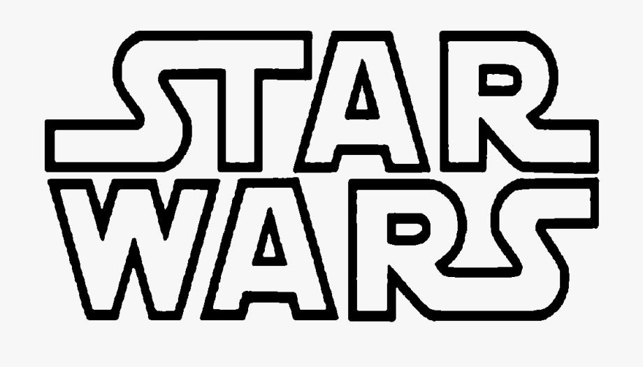 Star Wars Logo Png Transparent Image.