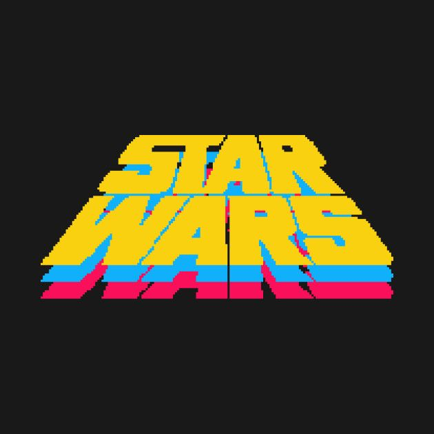 Check out this awesome \'Arcade+Star+Wars+Logo\' design on.