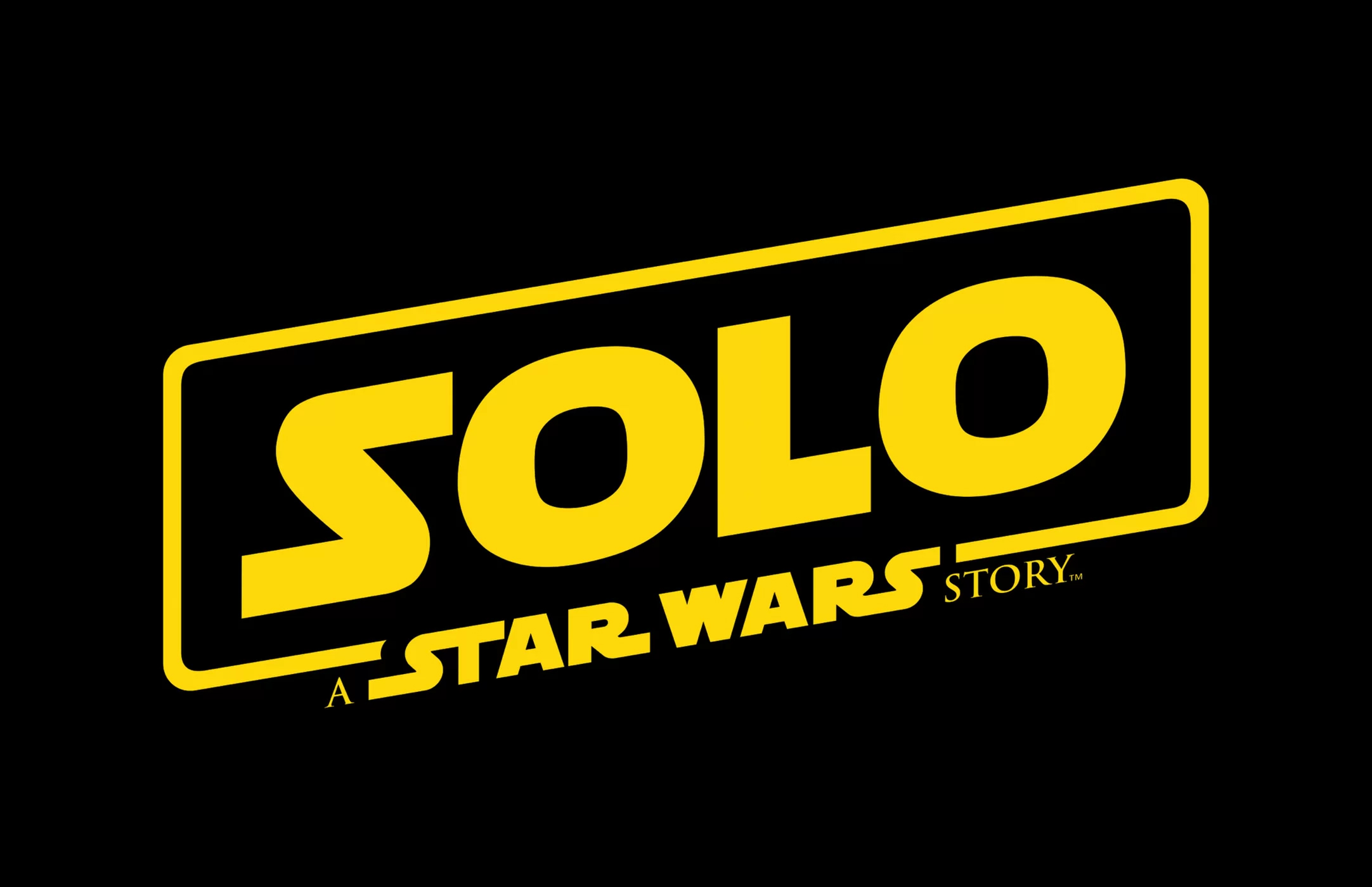 Solo: A Star Wars Story\' Logo and Official Description.